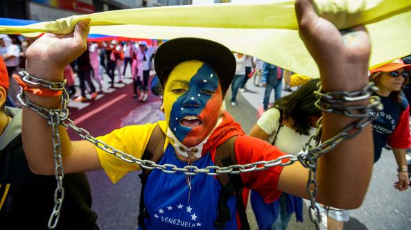 """""""Nos convertimos en un país de malandros"""" reportaje sobre Venezuela en The Financial Times"""