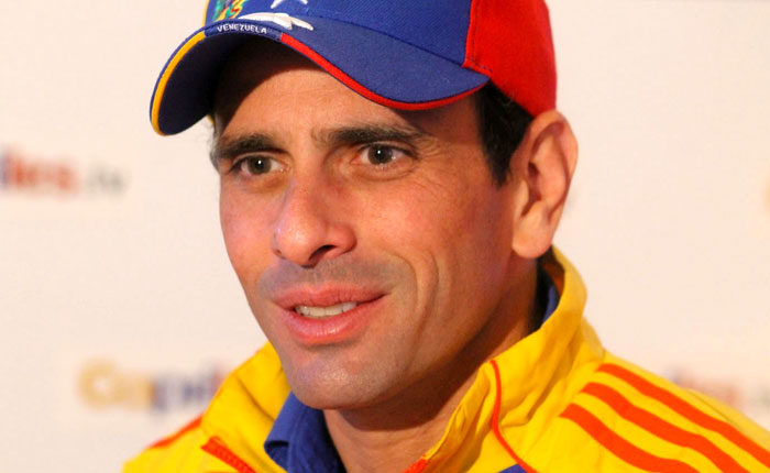 Capriles: Nosotros no ganamos la AN para convertirla en un ring de boxeo