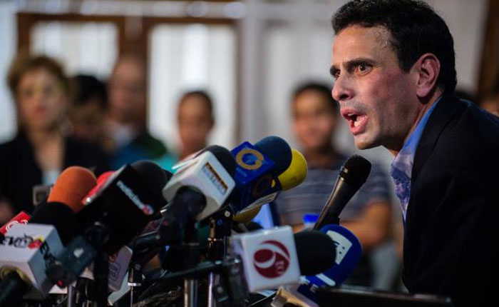 ¡Capriles: cuidado con emboscadas!  por Orlando Viera-Blanco