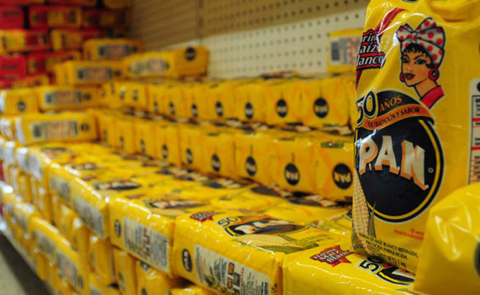 Venmaíz solicita ajustar harina precocida a Bs. 65 por kilo
