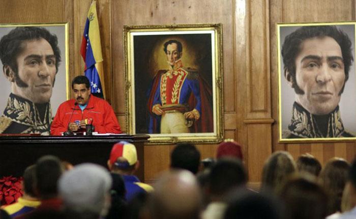 Maduro asegura que el fraude fue una de las causas de la derrota electoral