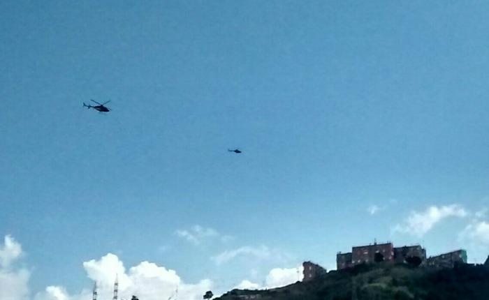 Desplegaron OLP en parroquias populares de Caracas
