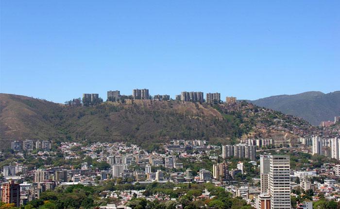 Del Oeste de Caracas para toda Venezuela por Richard Blanco