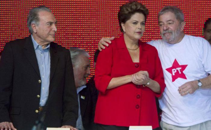 Brasil: una carta del vicepresidente Michel Temer amenaza la estabilidad de Dilma Rousseff