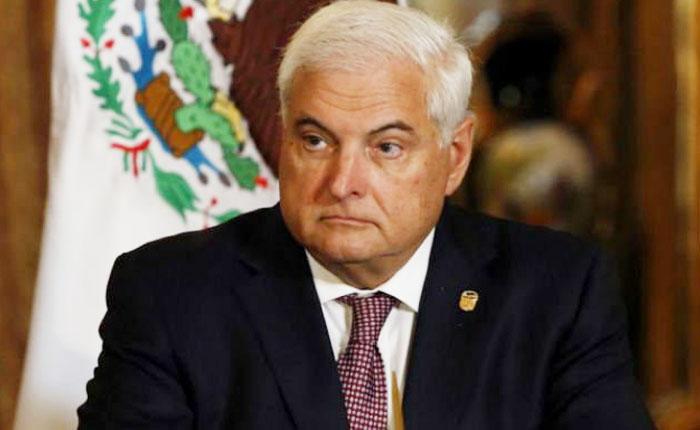 Retiran inmunidad al expresidente Martinelli para investigar delito financiero