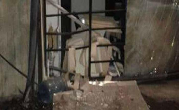 Artefacto explosivo estalló en la Corporación Andina de Fomento