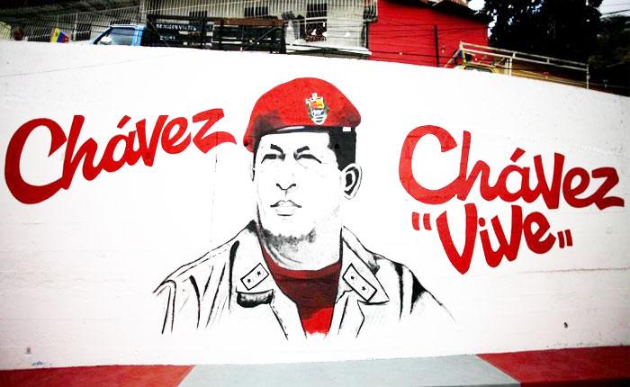 """22 nuevos centros de votación llevan el nombre de """"Chávez"""" y otros tantos consignas de campaña"""