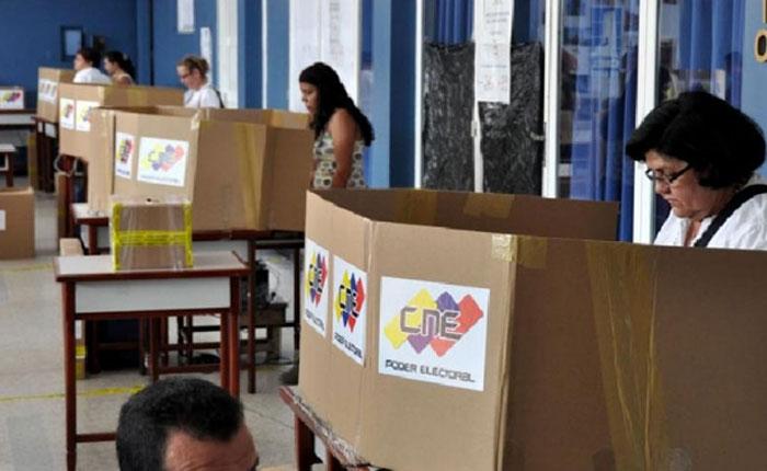Súmate: Este 6D podrás ver la boleta de votación de las circunscripciones desde tu celular
