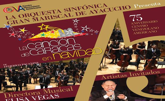 """Vive El Hatillo presentará """"Canción de Caracas en Navidad"""" este 19 y 20 de diciembre"""