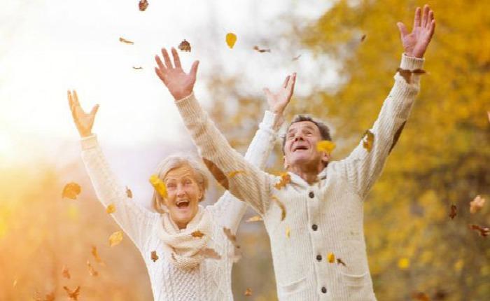 Estas son las 8 ventajas de envejecer