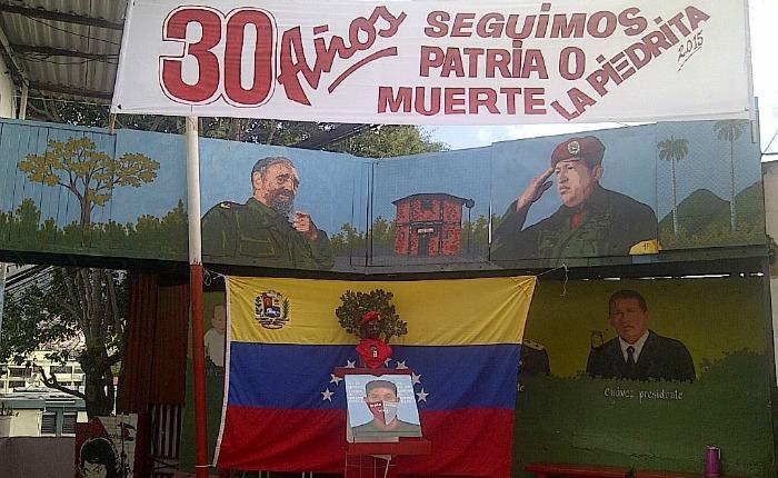 Colectivo La Piedrita pide al pueblo rodear la Asamblea Nacional el 5 de enero para defender la revolución