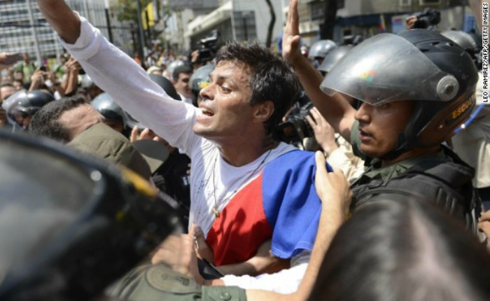 Leopoldo López fue elegido como Personaje Latinoamericano 2015