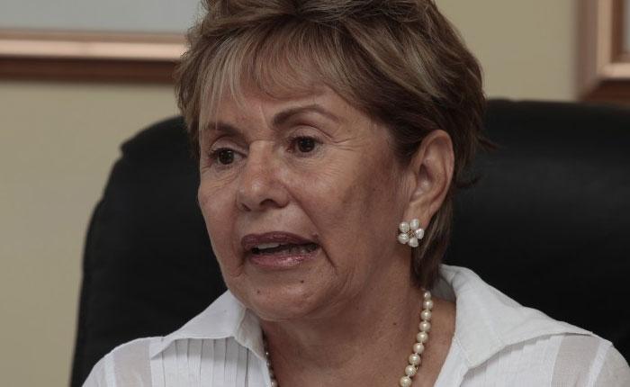 "Mireya Moscoso: ""Maduro le dijo a la canciller que nos diera permiso para visitar a Leopoldo López"""