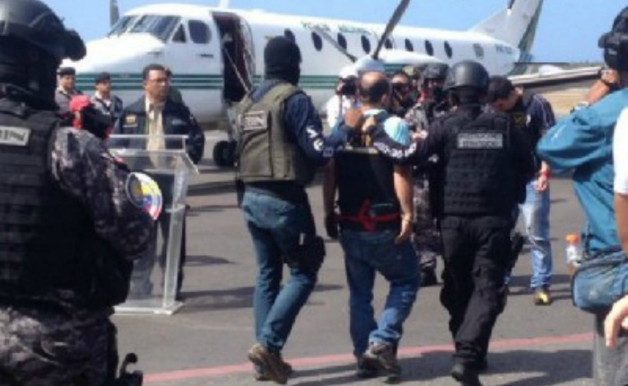 Venezuela expulsa a dos presuntos paramilitares colombianos