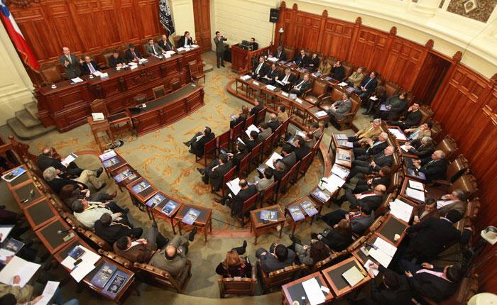 Senados de Chile y Perú exhortaron al gobierno venezolano a reconocer la AN