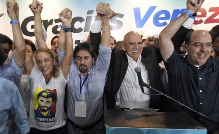 Cedice-Libertad: Felicitamos y reconocemos el trabajo y compromiso de los partidos políticos y la MUD