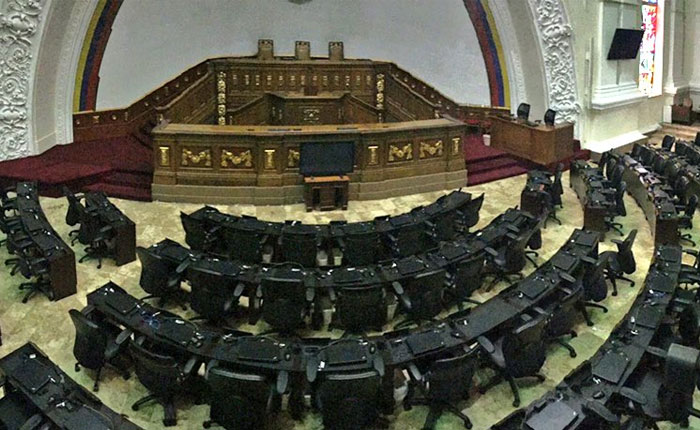 Minuto a minuto: Instalación de la Asamblea Nacional