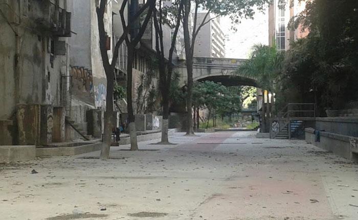 Revelan corrupción y caos en obras inconclusas del Paseo Anauco