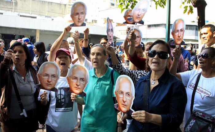 Diferida por décima vez audiencia preliminar de Antonio Ledezma