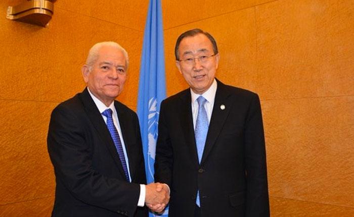 Ban Ki-moon preocupado por polarización en el país