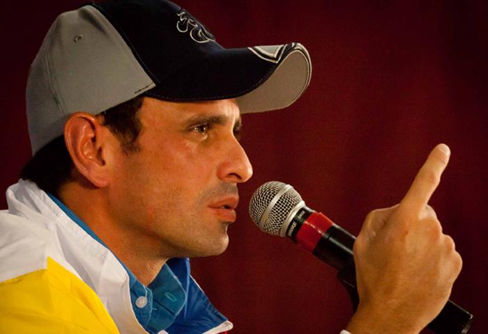 """Capriles: """"La Asamblea no será revanchista ni de oposición"""""""