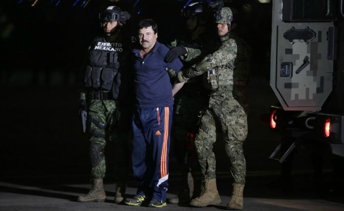"""Posible extradición de """"El Chapo"""" sea lenta"""