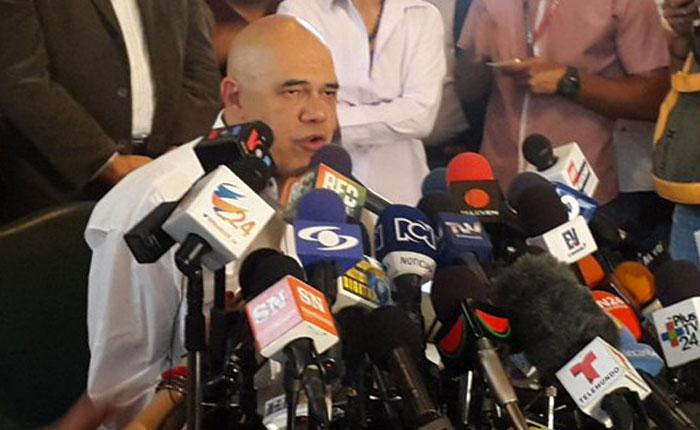 Jesús Torrealba: Decisión del TSJ se traduce en una guarimba judicial