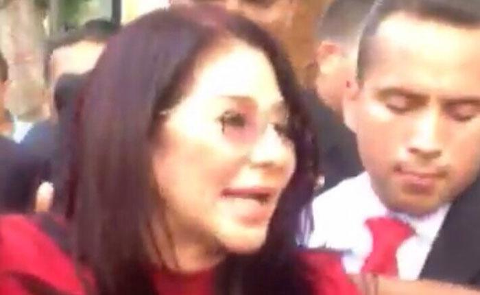 (VIDEO EXCLUSIVO) Cilia Flores fingió demencia y no respondió por sus sobrinos presos por narcotráfico
