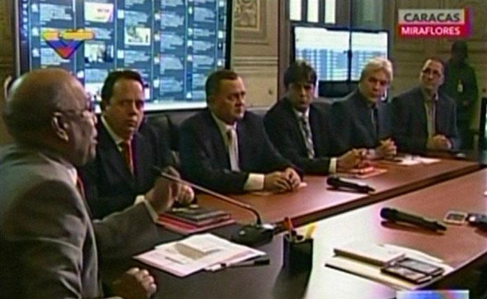 Aristóbulo Istúriz explicó por qué los Ministros no fueron a la Asamblea Nacional