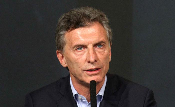 """Argentina: Macri promete una """"batalla sin cuartel"""" contra el narcotráfico"""