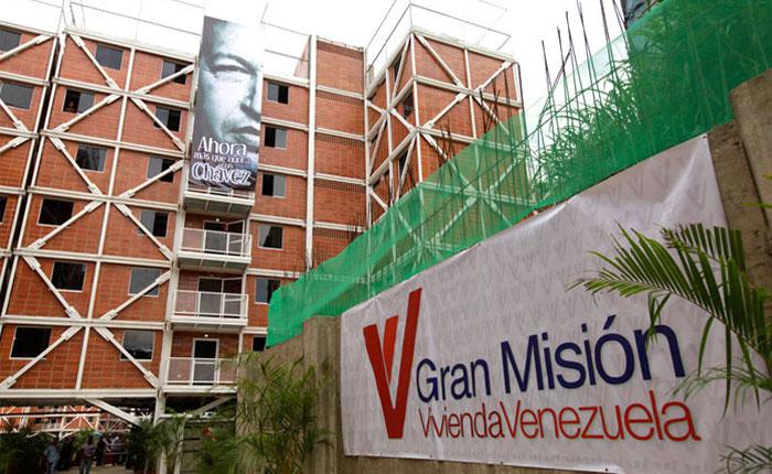 MisiónViviendaVenezuela