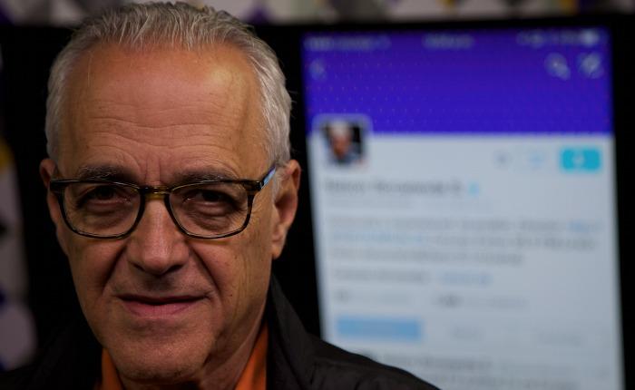 Nelson Bocaranda agradece apoyo tras hackeo en su cuenta de twitter