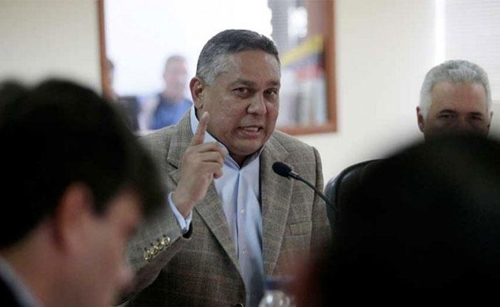 Pedro Carreño dice que ningún partido ha logrado la validación
