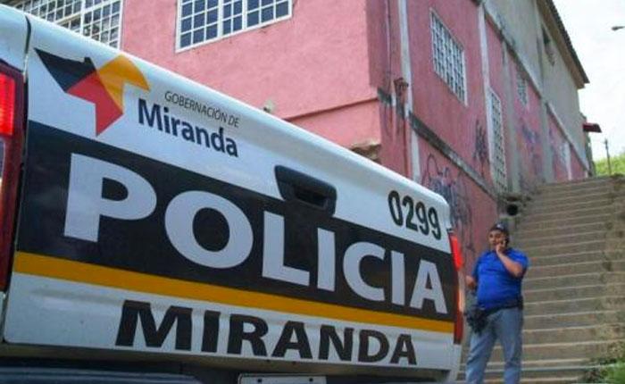 Atacan con granada unidad de Polimiranda en Las Brisas de Charallave