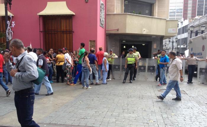 cola en cafe venezuela