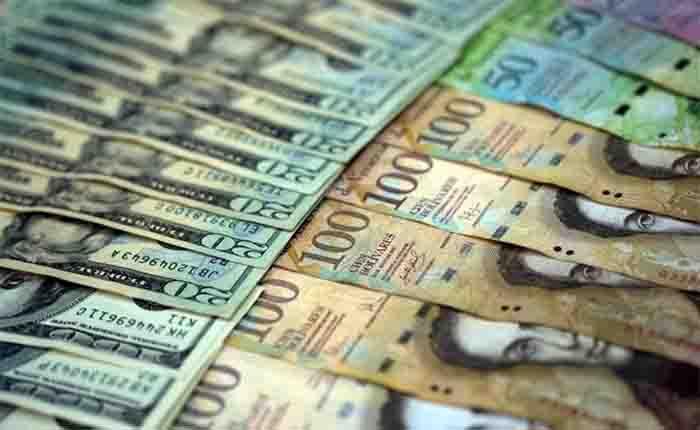 Dólar flotante cerró la semana en 221,09 bolívares