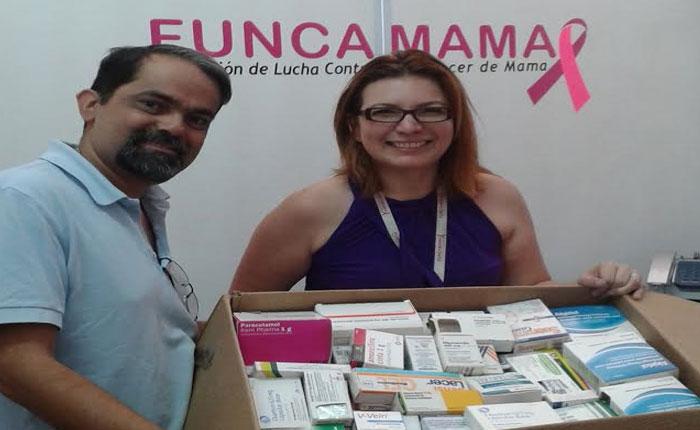 Codevida recibe donativo de medicamentos para distribuir entre ONG y fundaciones