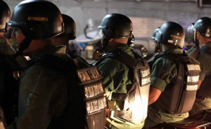 Privan de libertad a tres sargentos de la GNB y dos civiles por tráfico de cocaína