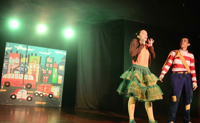 Juanchito y el misterio de los juguetes llega al Teatrex este fin de semana