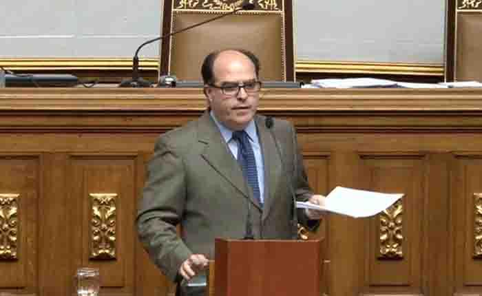 La bancada parlamentaria de la MUD presentó proyecto de ley de propiedad de vivienda de la GMVV