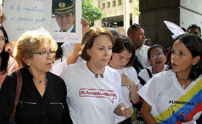 Mitzy Capriles espera que el Defensor del Pueblo respalde la Ley de Amnistía
