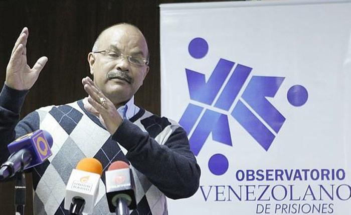 """Humberto Prado: """"Crisis de derechos humanos en Venezuela requiere de mayor acción nacional e internacional"""""""