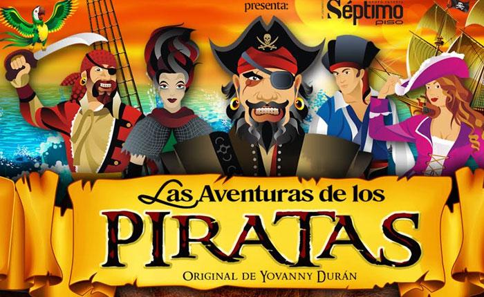 """""""Las Aventuras de Los Piratas""""  llena de alegría a grandes y chicos en Las Mercedes"""