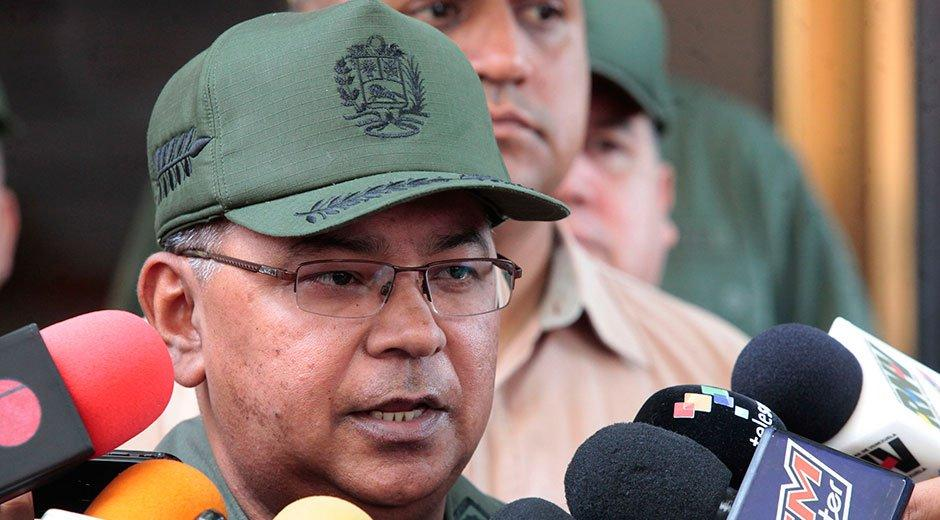 """Néstor Reverol: """"Cómo voy a ser un narcotraficante si llevo años buscando capos"""""""