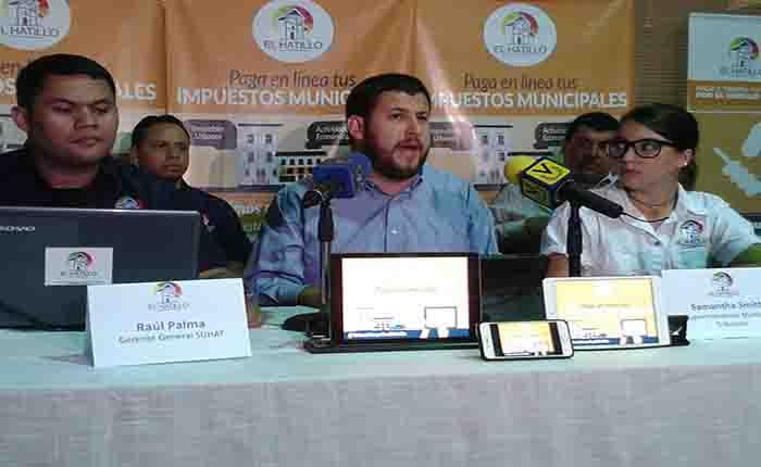 Alcaldía de El Hatillo lanzó el pago de impuestos municipales en línea