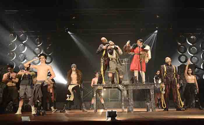"""El Grupo Teatral Séptimo Piso anuncia las inscripciones para el """"Montaje de Iniciación a la Actuación"""""""