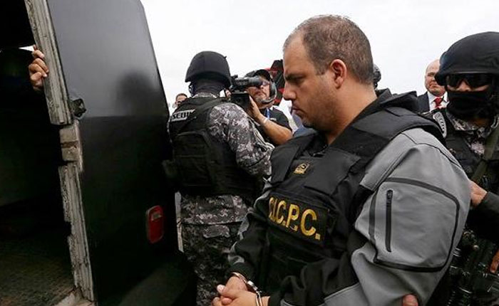 Yonny Bolívar se declaró culpable por asesinato de Adriana Urquiola