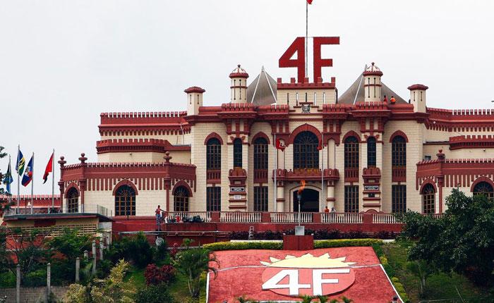 Desde Aporrea: Chávez tiembla de indignación en el Cuartel de la Montaña por Toby Valderrama y Antonio Aponte