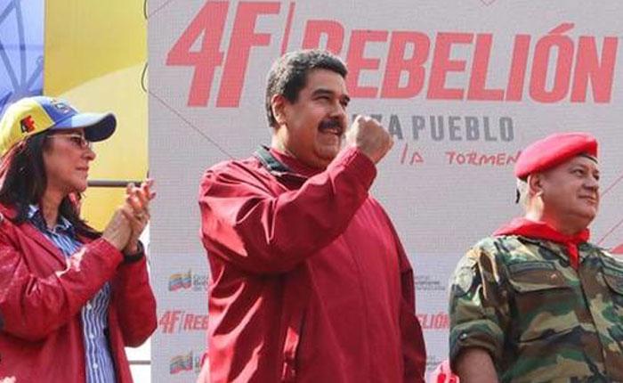 Las 7 perlas que soltó Maduro en la Conmemoración de los 24 años del #4F