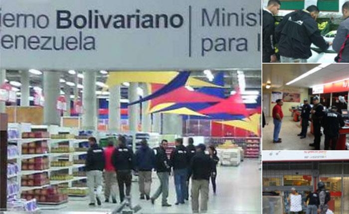 49 empleados de Abastos Bicentenario están detenidos por corrupción